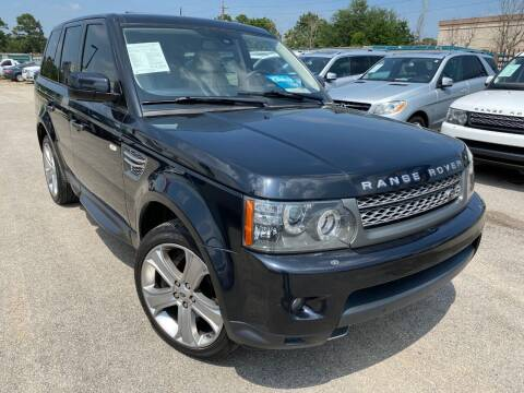 2011 Land Rover Range Rover Sport for sale at KAYALAR MOTORS in Houston TX