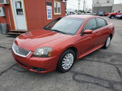 2010 Mitsubishi Galant for sale at Curtis Auto Sales LLC in Orem UT