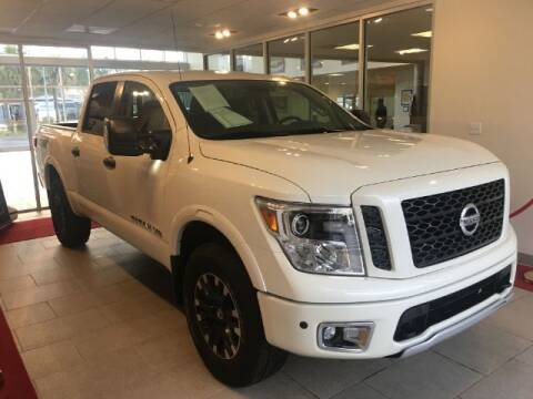 2019 Nissan Titan for sale at Adams Auto Group Inc. in Charlotte NC