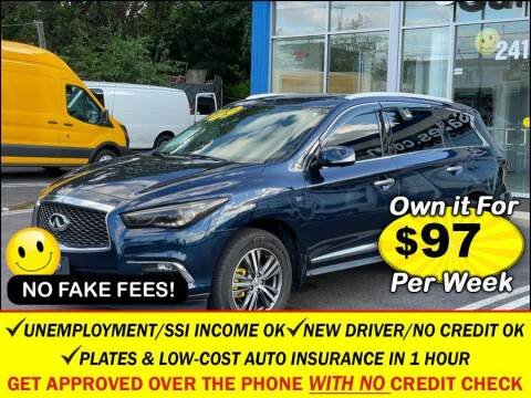 2017 Infiniti QX60 for sale at AUTOFYND in Elmont NY