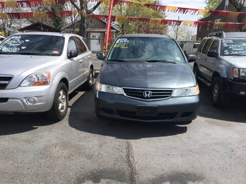 2004 Honda Odyssey for sale at Chambers Auto Sales LLC in Trenton NJ