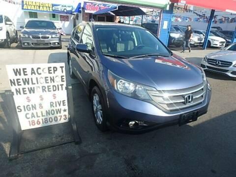 2013 Honda CR-V for sale at 4530 Tip Top Car Dealer Inc in Bronx NY
