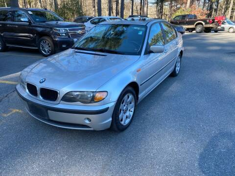 2005 BMW 3 Series for sale at Cars R Us Of Kingston in Kingston NH