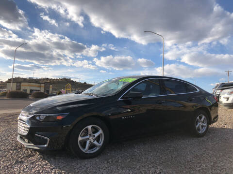 2016 Chevrolet Malibu for sale at 1st Quality Motors LLC in Gallup NM