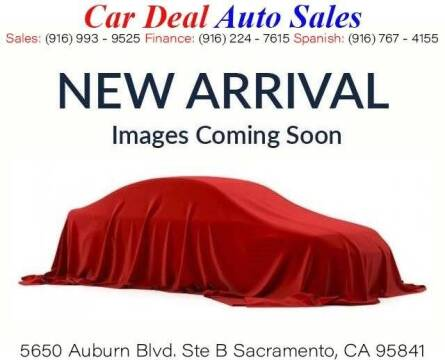 2003 Nissan Maxima for sale at Car Deal Auto Sales in Sacramento CA