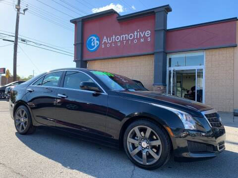 2014 Cadillac ATS for sale at Automotive Solutions in Louisville KY