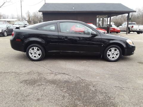 2006 Chevrolet Cobalt for sale at Riverview Auto's, LLC in Manchester OH