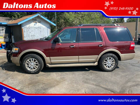 2012 Ford Expedition for sale at Daltons Autos in Grand Junction CO