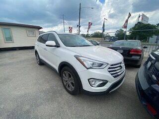 2016 Hyundai Santa Fe for sale at Car Depot in Detroit MI