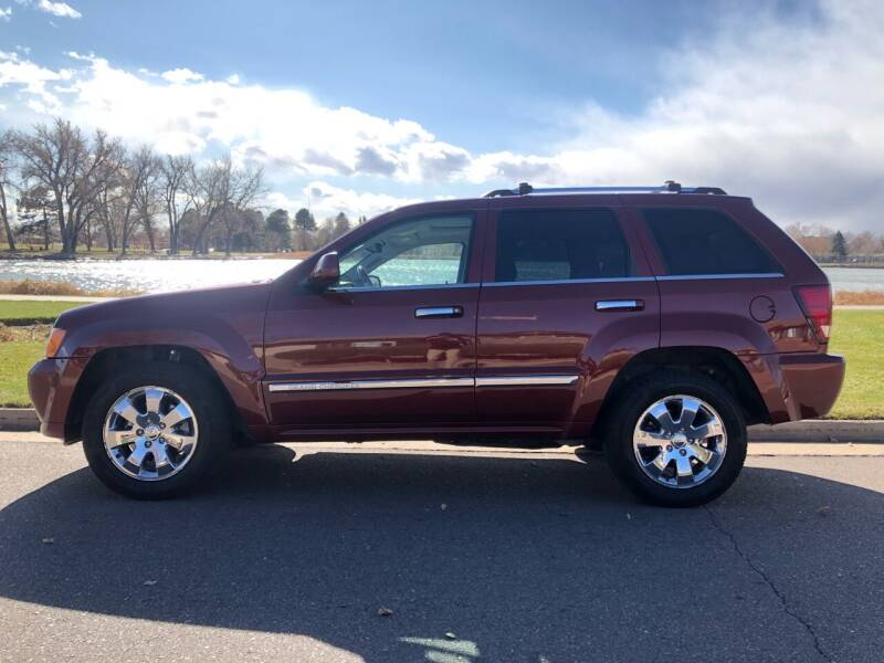 2008 Jeep Grand Cherokee 4x4 Overland 4dr SUV - Denver CO