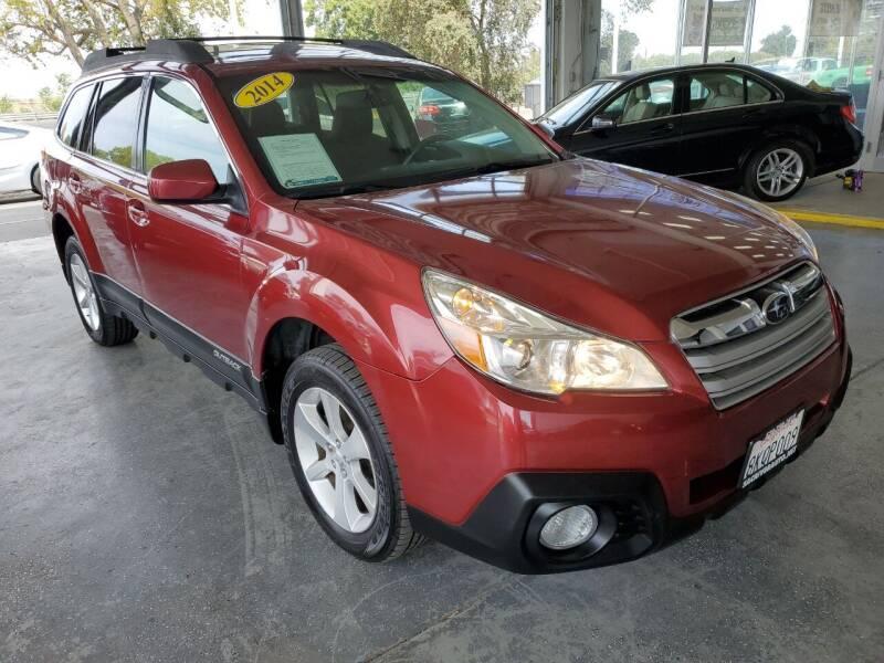 2014 Subaru Outback for sale at Sac River Auto in Davis CA