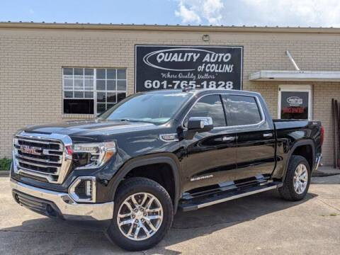 2019 GMC Sierra 1500 for sale at Quality Auto of Collins in Collins MS