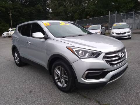 2017 Hyundai Santa Fe Sport for sale at Import Plus Auto Sales in Norcross GA