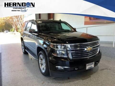 2018 Chevrolet Tahoe for sale at Herndon Chevrolet in Lexington SC