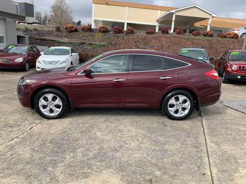 2012 Honda Crosstour for sale at State Line Motors in Bristol VA