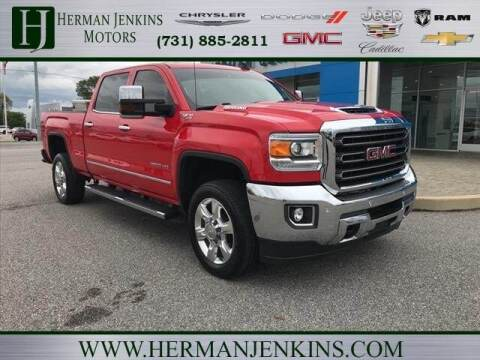 2018 GMC Sierra 2500HD for sale at Herman Jenkins Used Cars in Union City TN