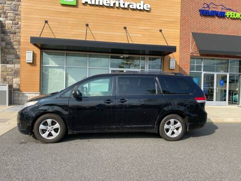 2011 Toyota Sienna for sale at Bluesky Auto in Bound Brook NJ