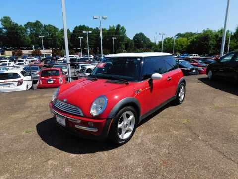 2002 MINI Cooper for sale at Paniagua Auto Mall in Dalton GA