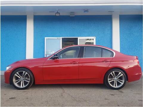 2015 BMW 3 Series for sale at Khodas Cars in Gilroy CA