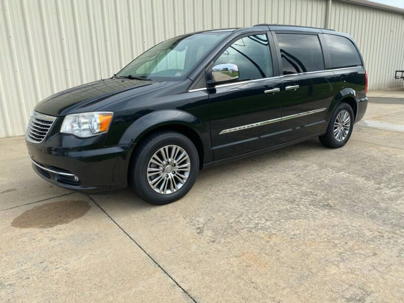 2013 Chrysler Town and Country for sale at Freeman Motor Company in Lawrenceville VA