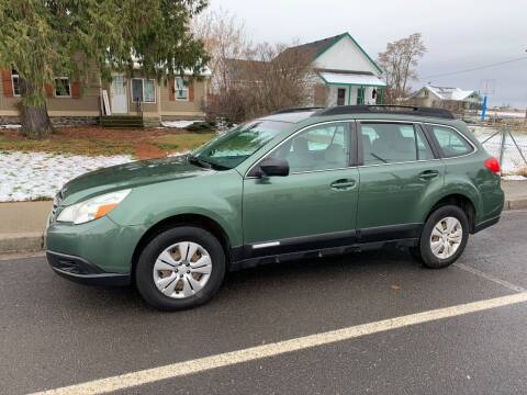 2011 Subaru Outback for sale at Retro Classic Auto Sales in Spangle WA