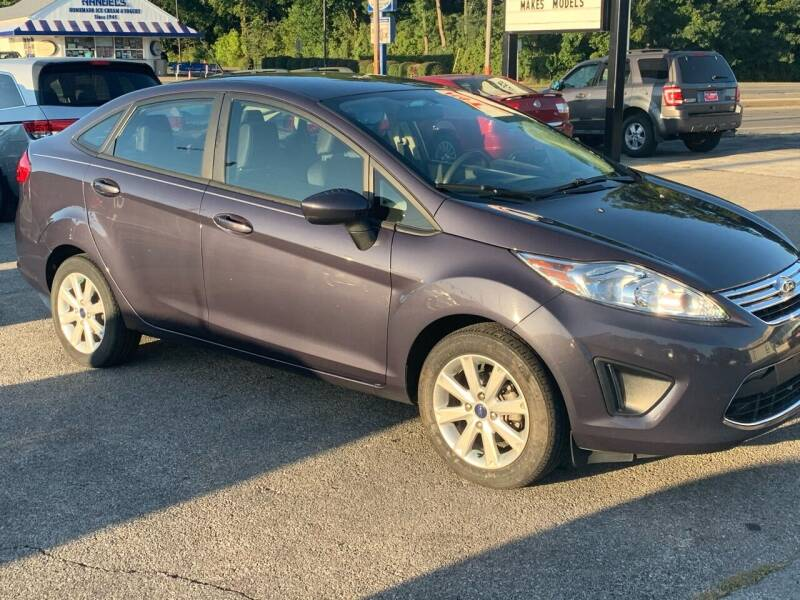 2012 Ford Fiesta for sale at H4T Auto in Toledo OH
