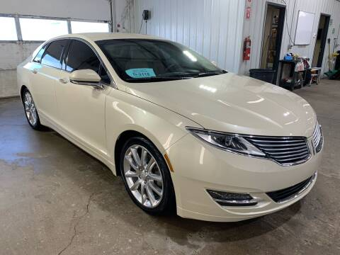2014 Lincoln MKZ for sale at Premier Auto in Sioux Falls SD