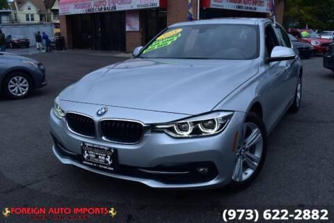 2018 BMW 3 Series for sale at www.onlycarsnj.net in Irvington NJ