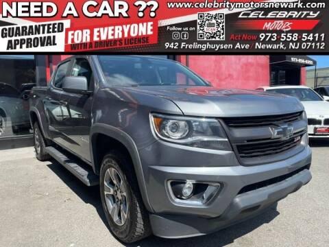 2018 Chevrolet Colorado for sale at Celebrity Motors in Newark NJ