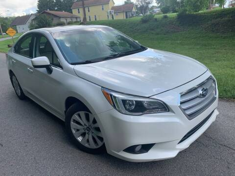 2015 Subaru Legacy for sale at Trocci's Auto Sales in West Pittsburg PA