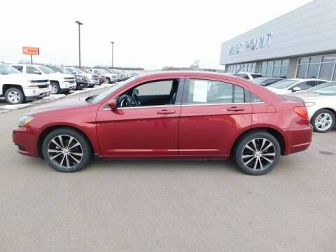 chrysler 200 for sale in west point ne west point auto truck center inc chrysler 200 for sale in west point ne