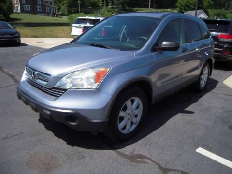 2009 Honda CR-V for sale at 1-2-3 AUTO SALES, LLC in Branchville NJ