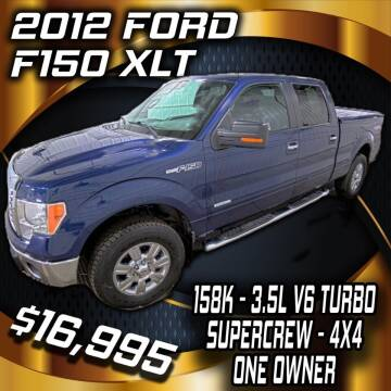 2012 Ford F-150 for sale at Badlands Brokers in Rapid City SD