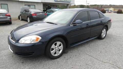 2011 Chevrolet Impala for sale at Minden Autoplex in Minden LA