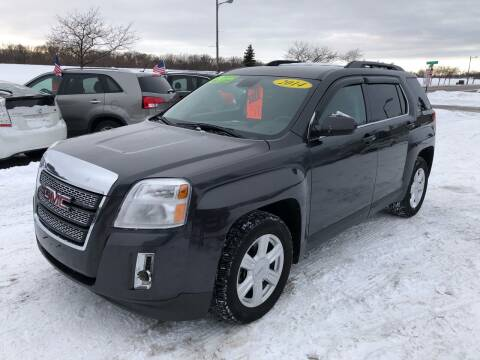 2014 GMC Terrain for sale at River Motors in Portage WI