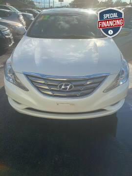 2011 Hyundai Sonata for sale at Right Choice Automotive in Rochester NY
