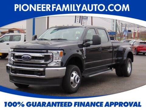 2021 Ford F-350 Super Duty for sale at Pioneer Family auto in Marietta OH