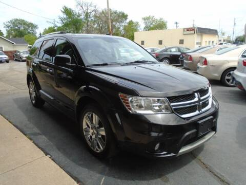 2012 Dodge Journey for sale at DISCOVER AUTO SALES in Racine WI