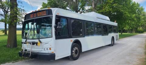 2007 NewFlyer TransitBus