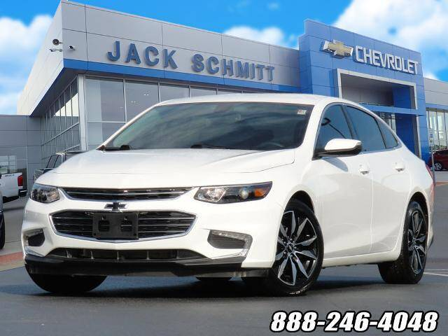 2017 Chevrolet Malibu for sale at Jack Schmitt Chevrolet Wood River in Wood River IL