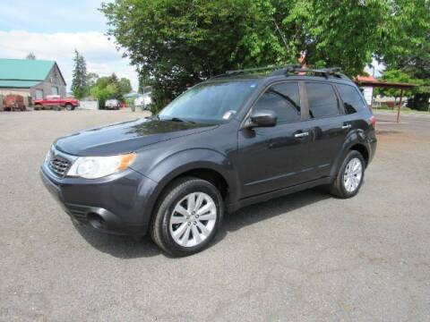 2011 Subaru Forester for sale at Triple C Auto Brokers in Washougal WA