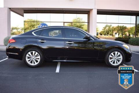2011 Infiniti M56 for sale at GOLDIES MOTORS in Phoenix AZ