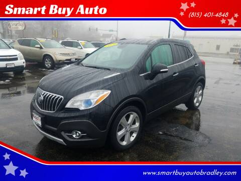 2015 Buick Encore for sale at Smart Buy Auto in Bradley IL