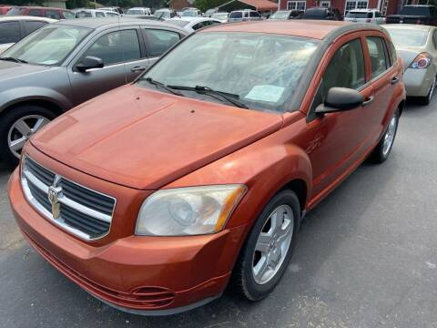 2008 Dodge Caliber for sale at Sartins Auto Sales in Dyersburg TN