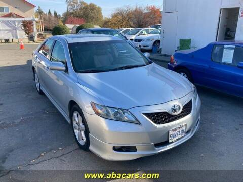 2007 Toyota Camry for sale at About New Auto Sales in Lincoln CA