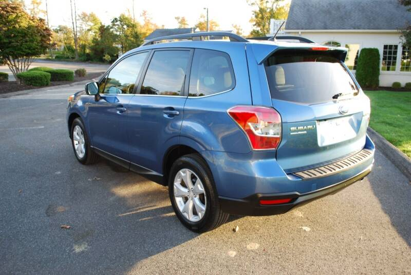 2015 Subaru Forester AWD 2.5i Limited 4dr Wagon - New Milford CT