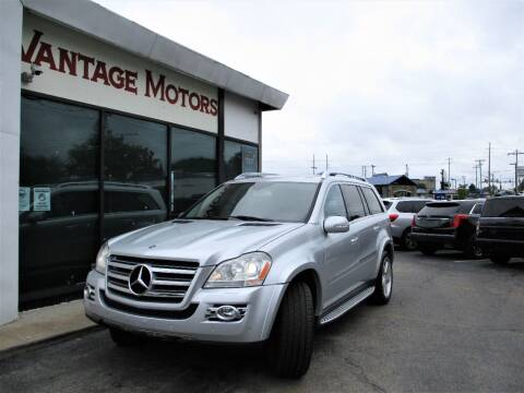 2008 Mercedes-Benz GL-Class for sale at Vantage Motors LLC in Raytown MO