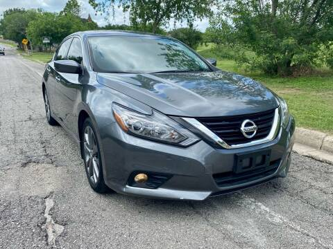 2018 Nissan Altima for sale at Texas Auto Trade Center in San Antonio TX