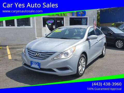 2011 Hyundai Sonata for sale at Car Yes Auto Sales in Baltimore MD