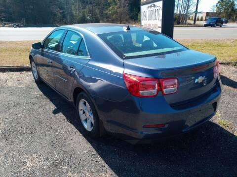 2014 Chevrolet Malibu for sale at IDEAL IMPORTS WEST in Rock Hill SC